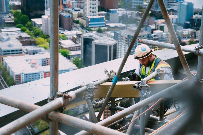 Seguridad y riesgos del sector de la construcción