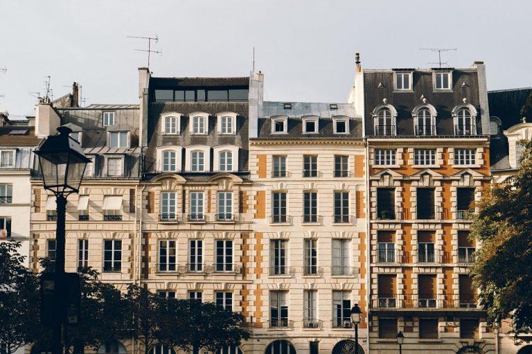 Andamios para la reforma y rehabilitación de fachadas
